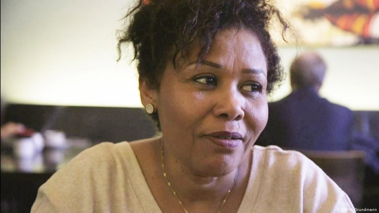 Shadia Abdelmoneim, human rights activist from Sudan | Photo: DW/M.Grundmann
