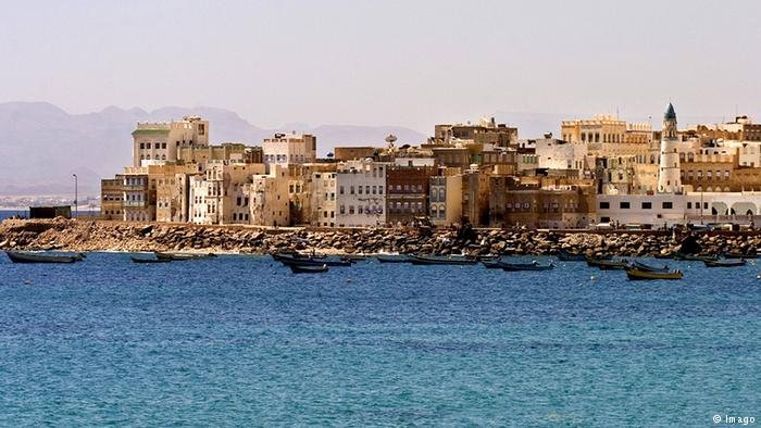 Yemen coast Al Mukalla