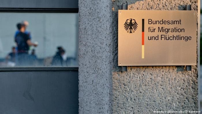 German Office for Migration and Refugees or BAMF