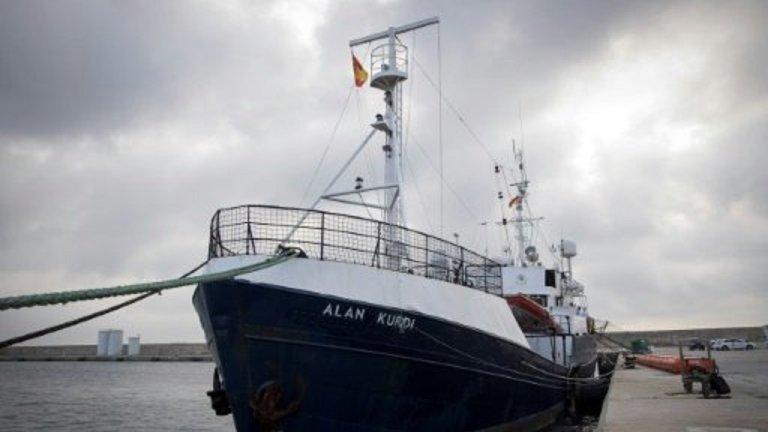 قارب مهاجرين يصل إلى مالطا. أرشيف/الحقوق محفوظة.