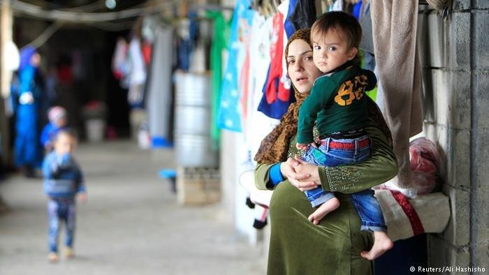 Pour les réfugiées syriennes au Liban, la vie est dure