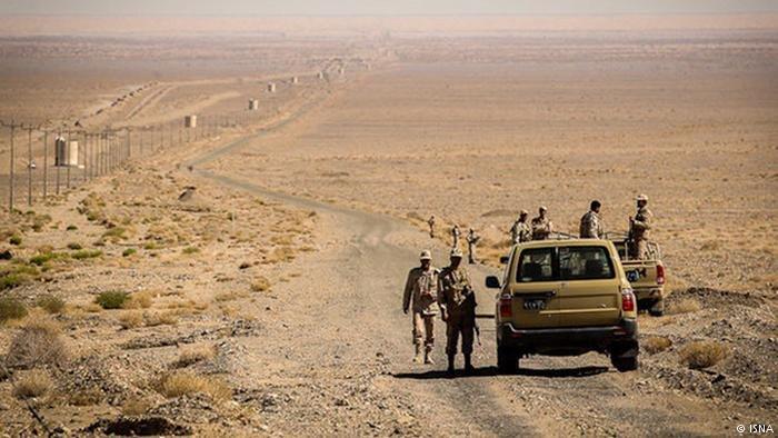 د ایران او ترکیې پر پوله سرحدي ځواکونه ګزمه کوي. انځور: آرشیف