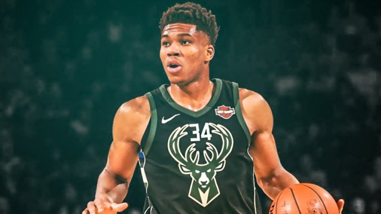 Giannis Antetokounmpo plays for the Milwaukee Bucks during a game against the Sacramento Kings, on January 12, 2019. | Photo credit: NBA