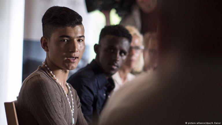 Many unaccompanied minors in Germany do not claim asylum | Photo: picture-alliance