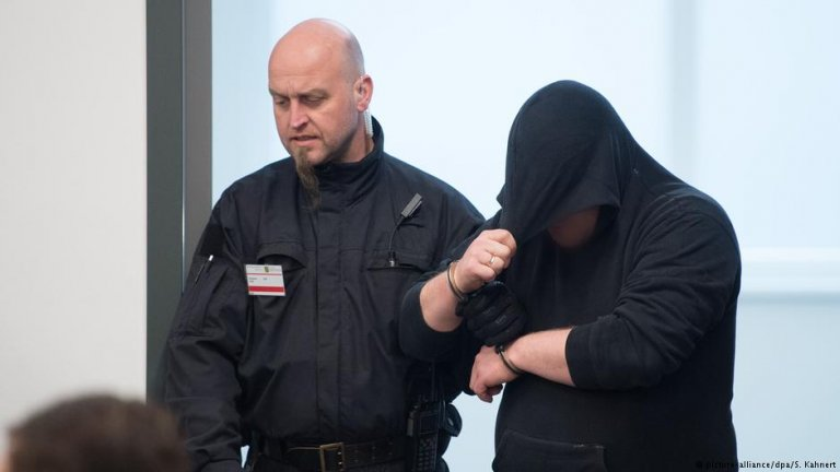 "The court handed out prison sentences ranging from four to 10 years to members who formed the ""Freital Group"""