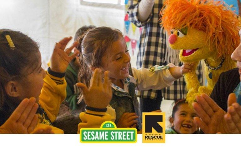 ansa/ شارع سمسم.. مبادرة تعليمية للأطفال السوريين اللاجئين