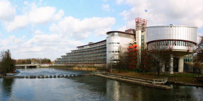 CherryX/wikimedia.org |Une vue du bâtiment de la Cour européenne des droits de l'homme qui vient de condamner la Grèce..