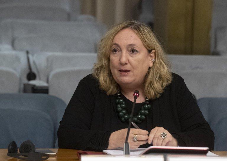 Italian Deputy Foreign Minister Emanuela Del Re | Photo: ANSA/Claudio Peri