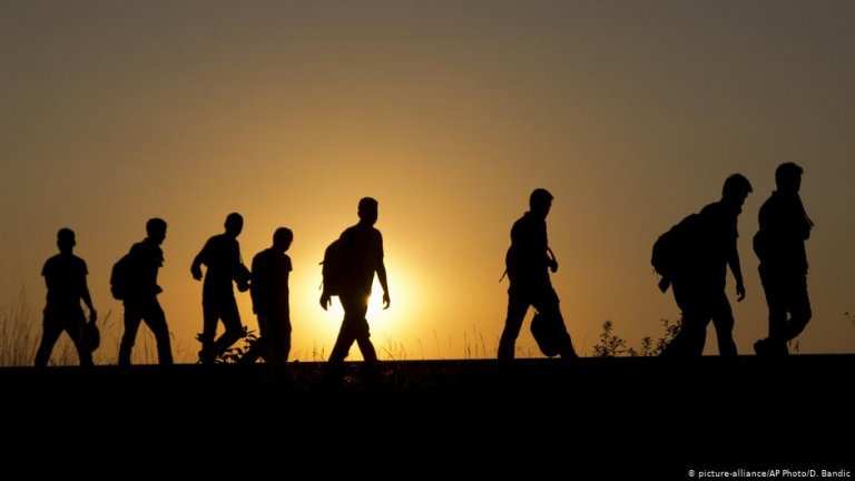 یجاشدگان داخلی تا پایان سال ۲۰۲۰ در سرتاسر جهان به ۵۵ میلیون تن افزایش یافته است
