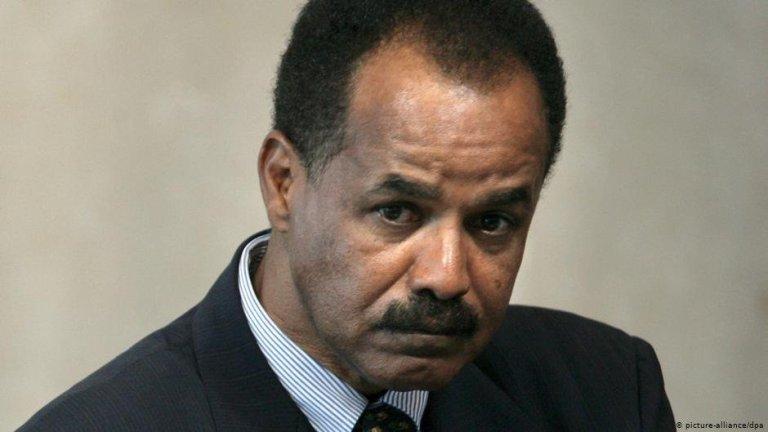 Issayas Afeworki règne sans partage sur l'Erythrée depuis 1993.