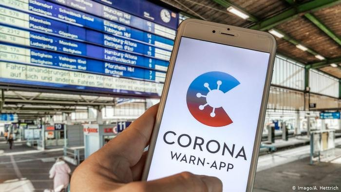 """بعد طرح التطبيق الرسمي لتعقب فيروس كورونا قال المتحدث باسم الحكومة الألمانية، شتيفن زايبرت، إن التطبيق """"طوعي"""""""