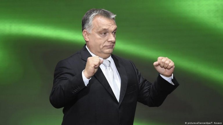 From file: Viktor Orban has been Hungarian prime minister since 2010 | Photo: Picture-alliance/dpa/T.Kovacs