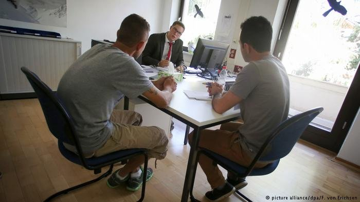 Asylum interview in Germany