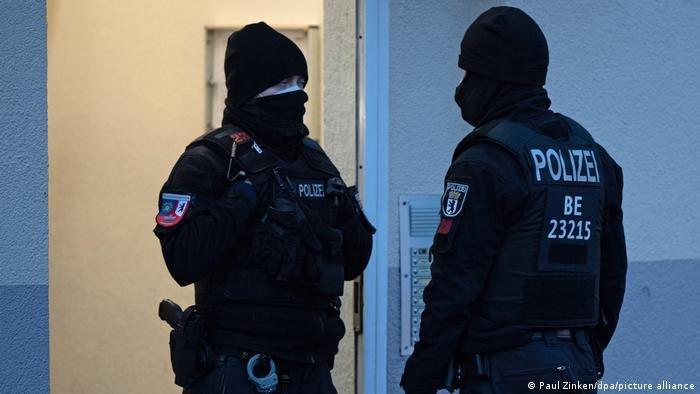 شرطة برلين تقبض على سوري متهم بجرائم حرب (صورة أرشيفية)