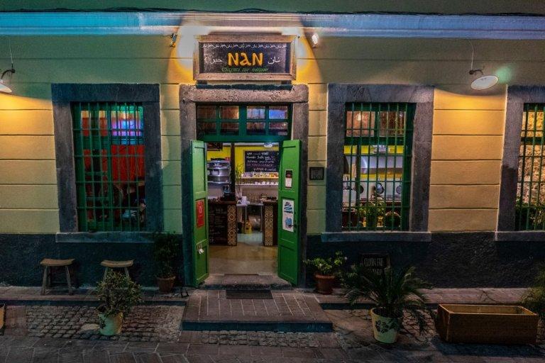 : Le restaurant Nan a ouvert ses portes à Mytilène en 2016 | Source: page Facebook de Nan