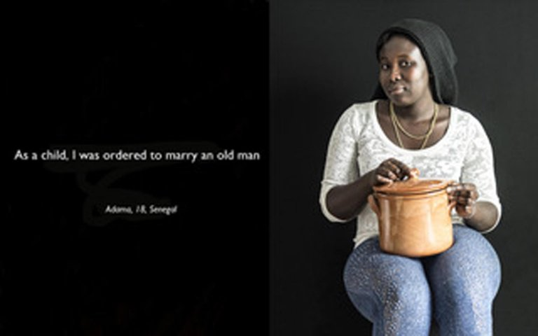 ansa / صور وقصص اللاجئين في معرض وكتاب وشريط فيديو