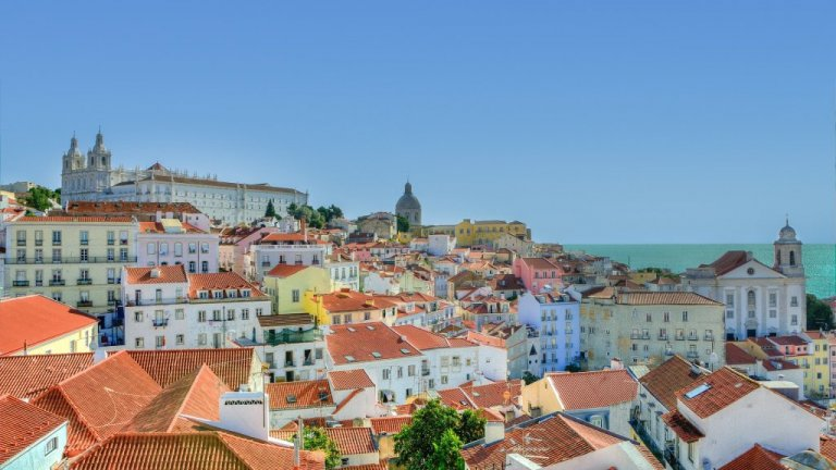 The Portuguese capital Lisbon | Photo: Pixabay
