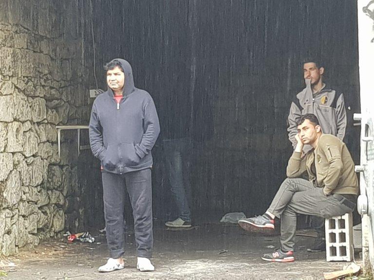 مهاجرون في بيهاتش شمال البوسنة/مهاجرنيوز