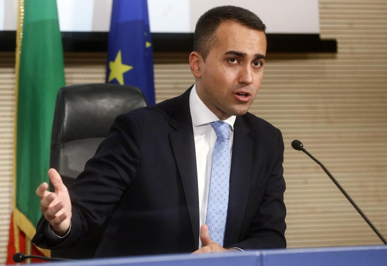 Foreign Minister Luigi Di Maio promised sweeping changes to Italy's asylum system | Photo: ANSA/RICCARDO ANTIMIANI