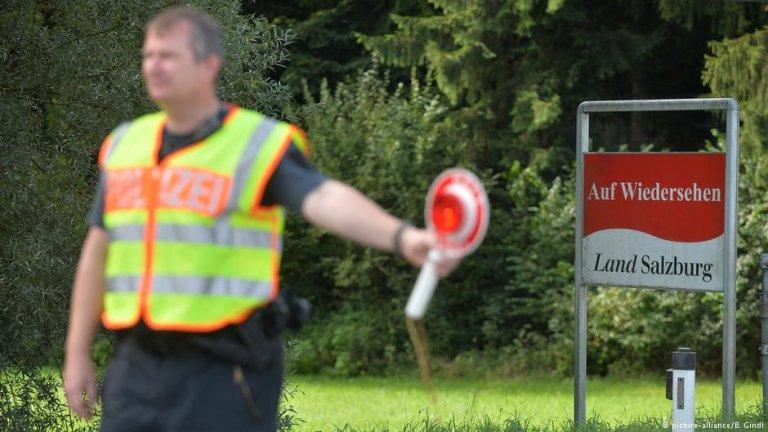 پولیس افزود، میزان ورود غیرقانونی از مرز اتریش با آلمان بلندتر است