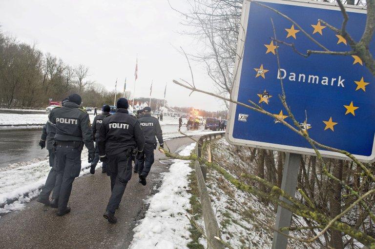 Le Danemark veut sous-traiter ses demandes d'asile à un pays tiers. Crédit : Reuters