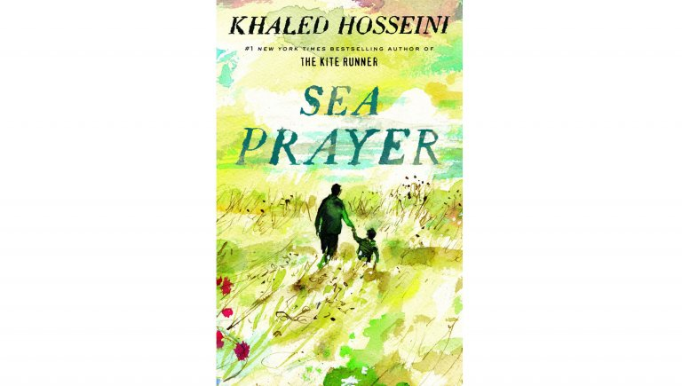 """Cover of """"Sea Prayer"""", published by Penguin Randon House"""