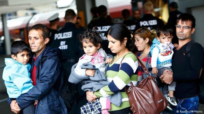 أغلبية سكان المدن الكبرى لا تعتبر المهاجرين واللاجئين مشكلة بالنسبة إليهم