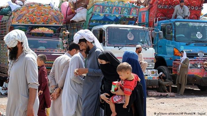 له پاکستان څخه د افغان کډوالو بیرته ستنیدل. انځور: آرشیف. UNHCR