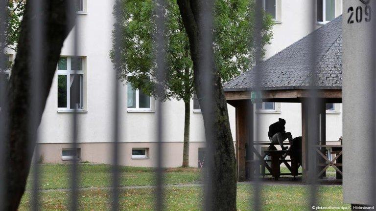 Le centre d'ancrage de Schweinfurt en Bavière | Photo: Picture-alliance