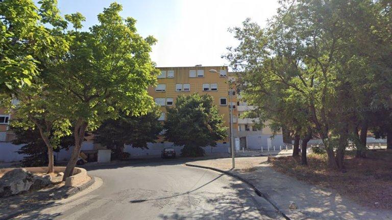 La cité du Petit Séminaire dans le 13e arrondissement de Marseille abritait un squat de migrants évacués dans la précipitation en novembre dernier. Ils sont, depuis, logés dans des hôtels du 115 dans des conditions difficiles. Crédit : Google Street View