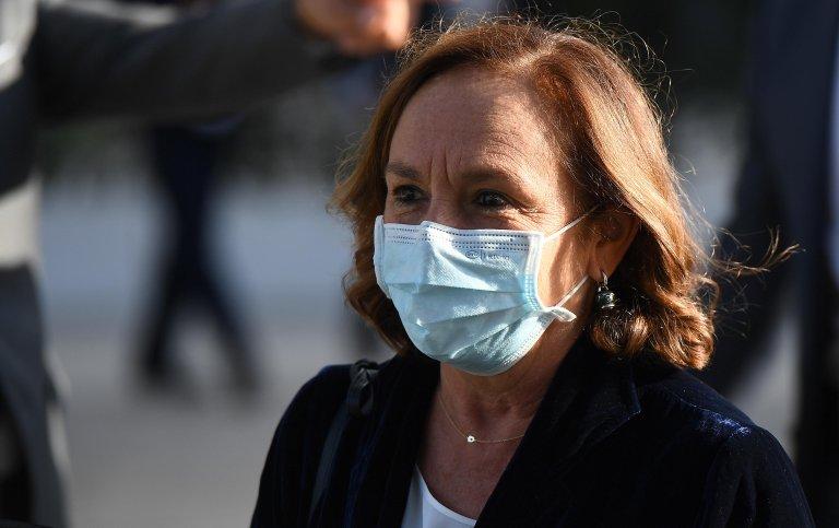 Italian Interior Minister Luciana Lamorgese in a recent photo taken in Rome | Photo: Ettore Ferrari /  ANSA