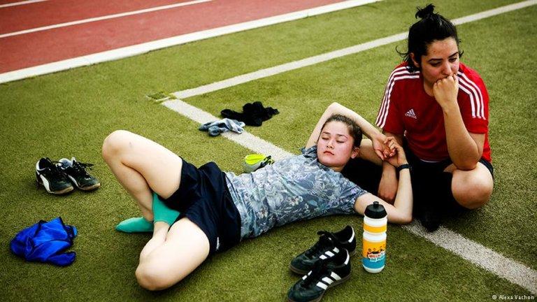 Women football players | Photo: Alexa Vachon