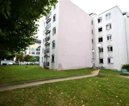 Le foyer pour travailleurs étrangers de Saint-Ouen. Crédit : DR