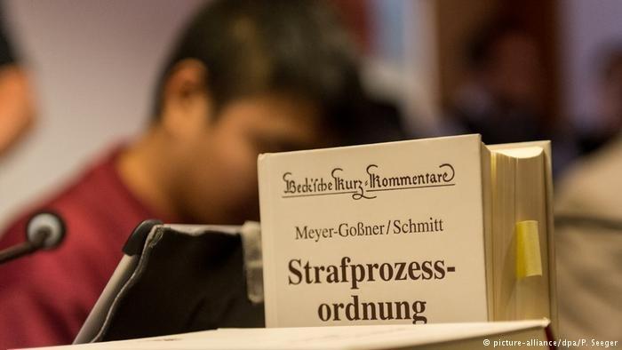 لم يتم إصدار الحكم بعد على اللاجئ الذي قتل الفتاة الألمانية ماريا في فرايبورغ