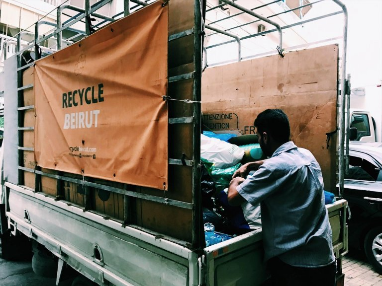 Credit: Recycle Beirut