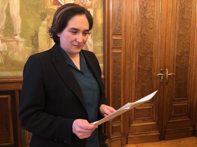 Barcelona Mayor Ada Colau | Photo: Gaetana D'Amico
