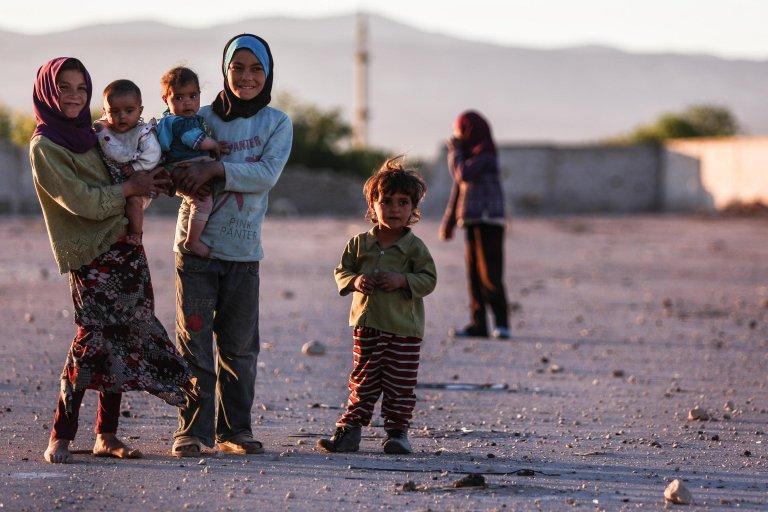 50 مليون طفل مهاجر في أنحاء العالم / ANSA