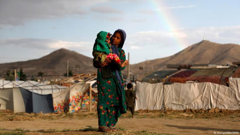 Afghans in Germany fear for their families back home — especially for women and girls | Photo: Stringer/Reuters