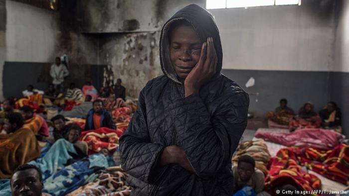 Getty Images/AFP/T. Jawashi