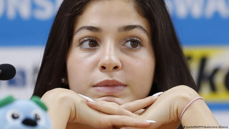 Yusra Mardini's inspirational story has seen her compete in the last two Olympic Games | Photo: Picture-alliance