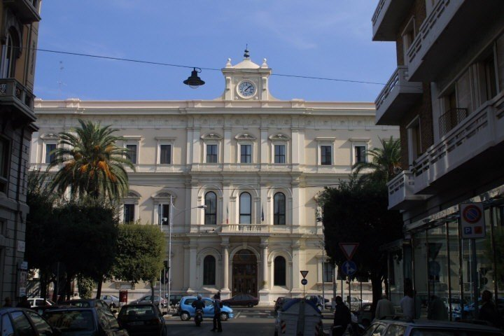 The University of Bari | Photo: Aldo Moro