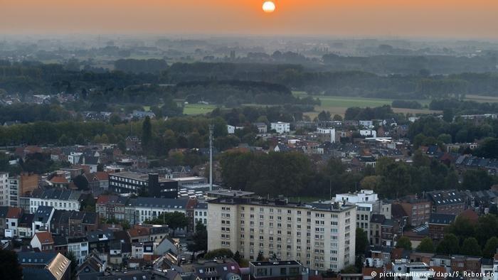 Belgian city of Mechelen