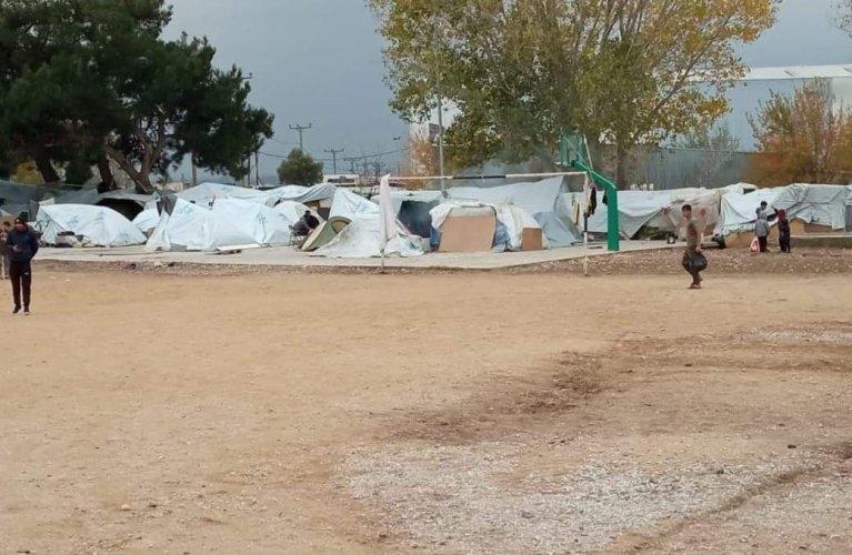 عکس تزئینی: کمپ دیاواتا در نزدیکی تسالونیک. عکس DR