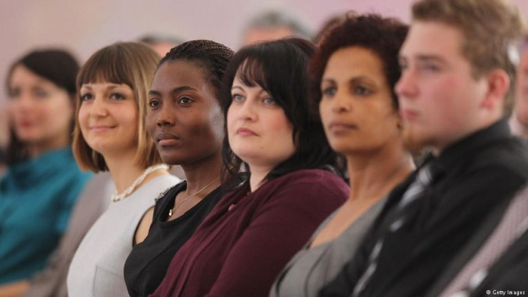 Citizenship ceremony in Berlin | Photo: Getty Images