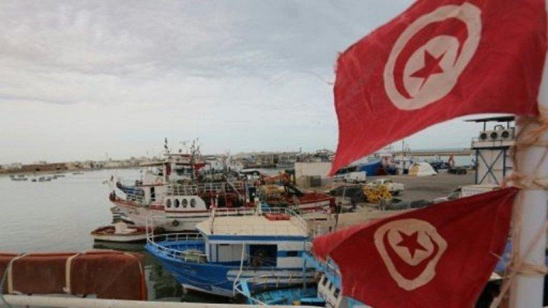 د تونس په ساحلي اوبو کې د ژغورنې عملیات. کرېډېټ: د رویترز له ارشیو څخه