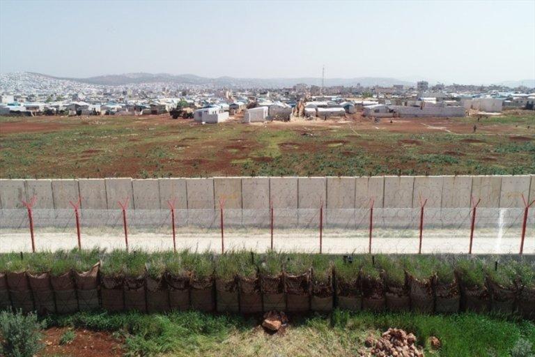 نفق بين تركيا وسوريا بطول 100 متر /حقوق الصورة Haberin Fotoğrafları