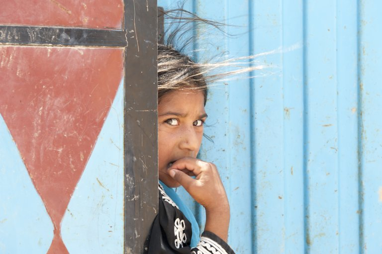 Child in the photo did not participate in the research   Credit: Save the Children/Zubair Shair Sherzay