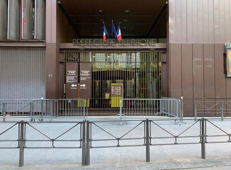 محافظة رون التي تتبع إليها مدينة ليون وسط فرنسا. الصورة: جمعية لا سيماد