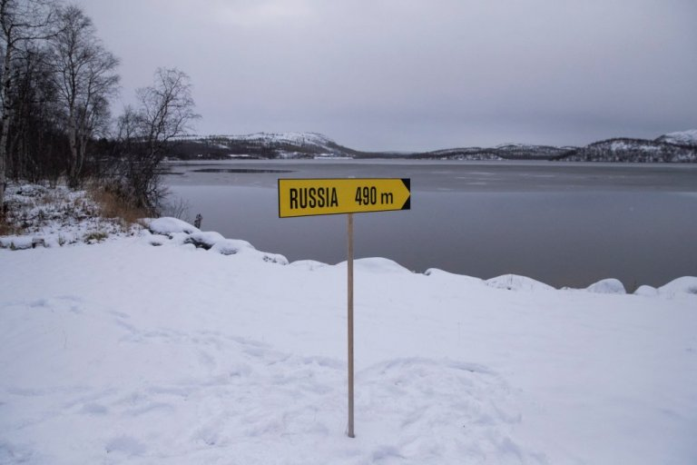 The border between Russia and Finland | Photo: Reuters (archive)