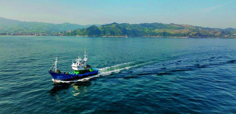 Le navire basque Aita Mari devrait prendre la mer fin septembre. Crédit : Maydayterraneo